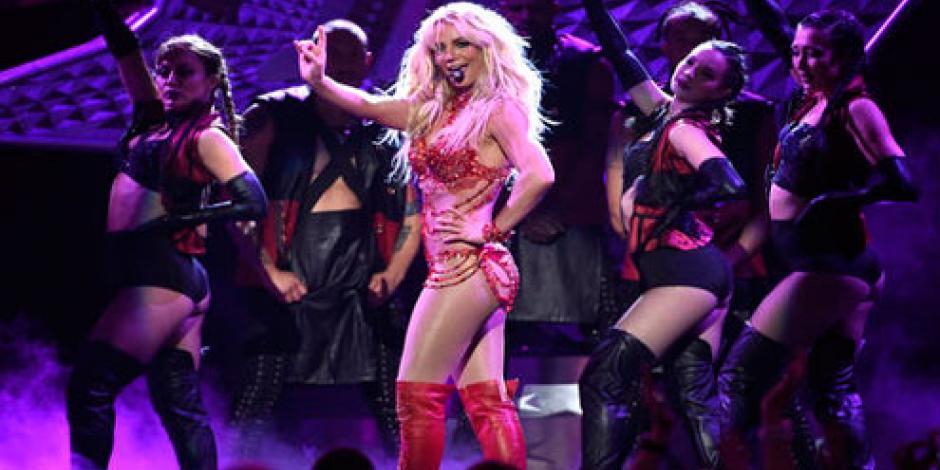 Britney Spears volverá al escenario de los Premios MTV