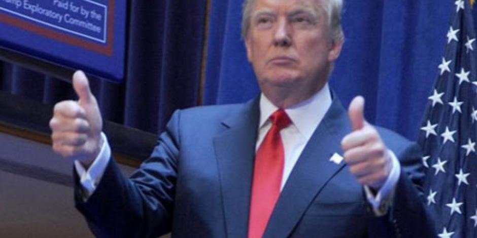 Trump se impone en elección primaria en Indiana
