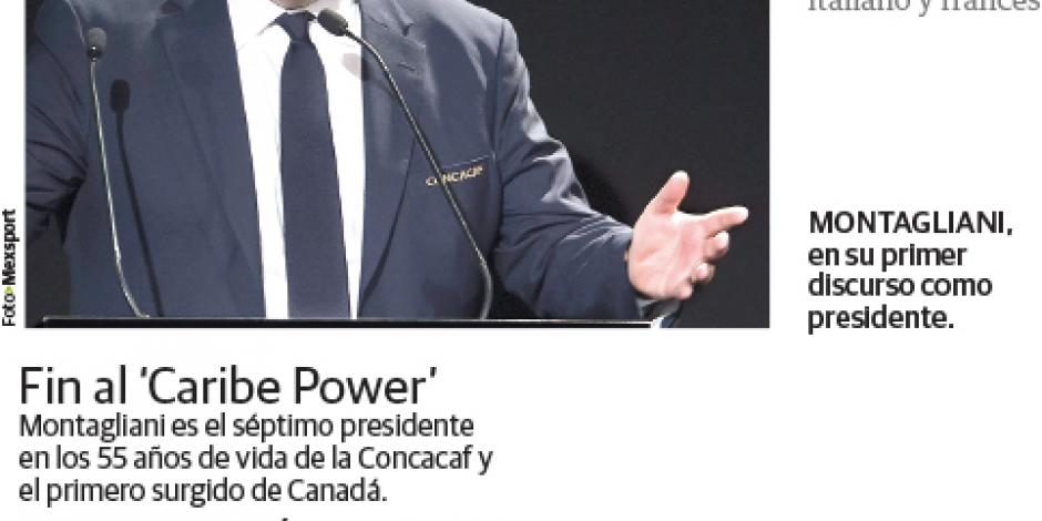 Canadiense llega a dirigir la Concacaf