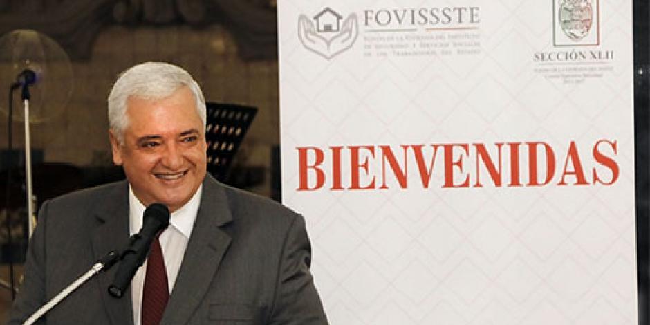 FOVISSSTE beneficia con mil 500 empleos en sector construcción