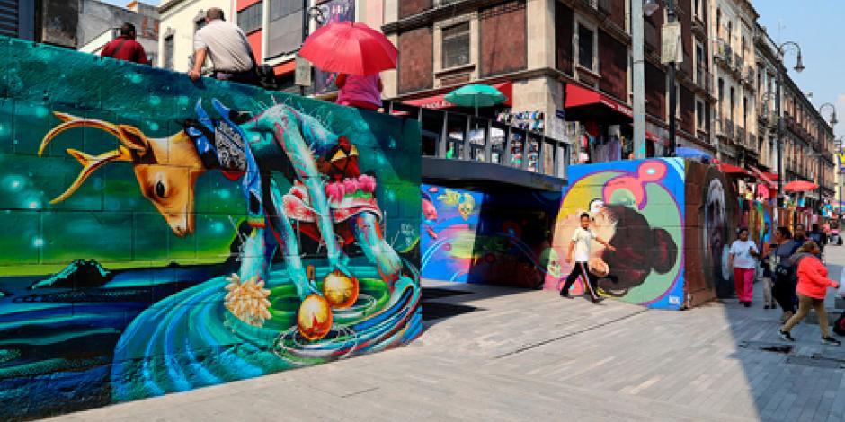 Gobierno CDMX invita al Grafiti Meeting of Styles México