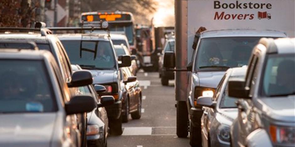 Caos vial en Washington por suspensión del Metro