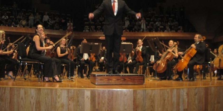 La Orquesta Sinfónica de Minería interpretó obras de Dutilleux, Saint-Saëns y Berlioz