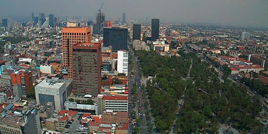 Persistirá mala calidad del aire en el Valle de México