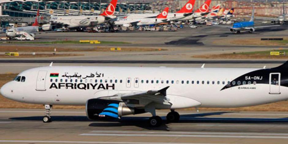 Malta reporta aterrizaje de avión secuestrado desde Libia