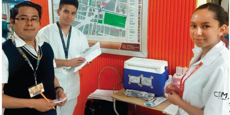Disminuyen 33% los casos de influenza en la capital: Ahued
