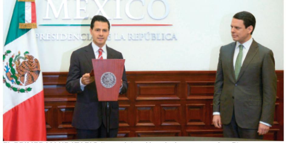 EPN pide a nuevo director de CFE  ampliar cobertura a zonas aisladas