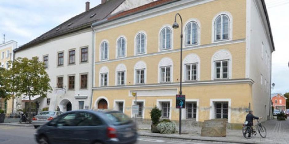 Demolerán en Austria casa donde nació Hitler