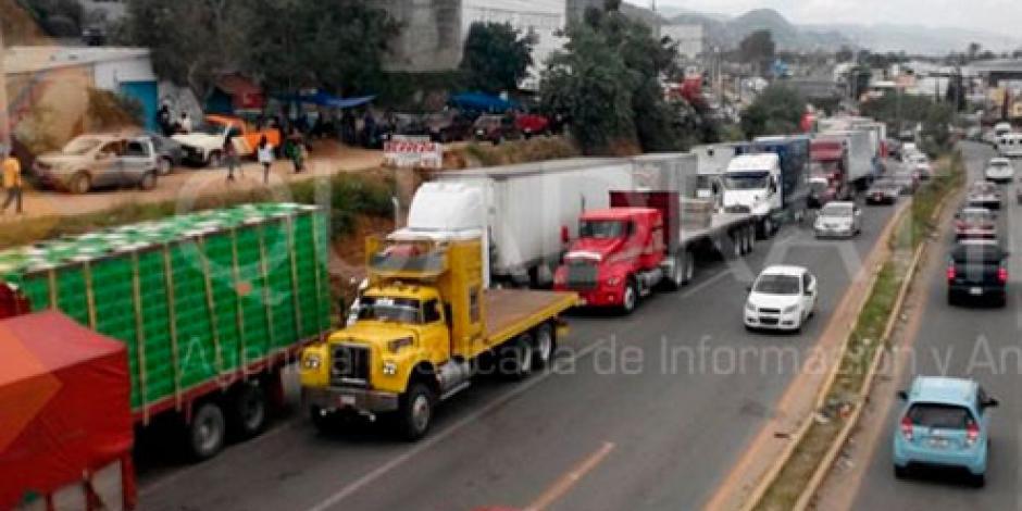 Sección 22 acuerda bloquear carreteras durante 48 horas