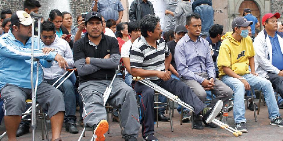 Exigen castigo por  el caso Nochixtlán