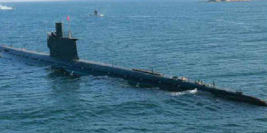 Norcorea lanza misil desde submarino