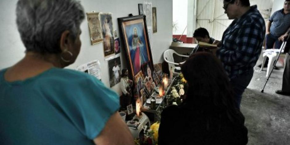 Piden apoyo de forenses internacionales en caso Tierra Blanca