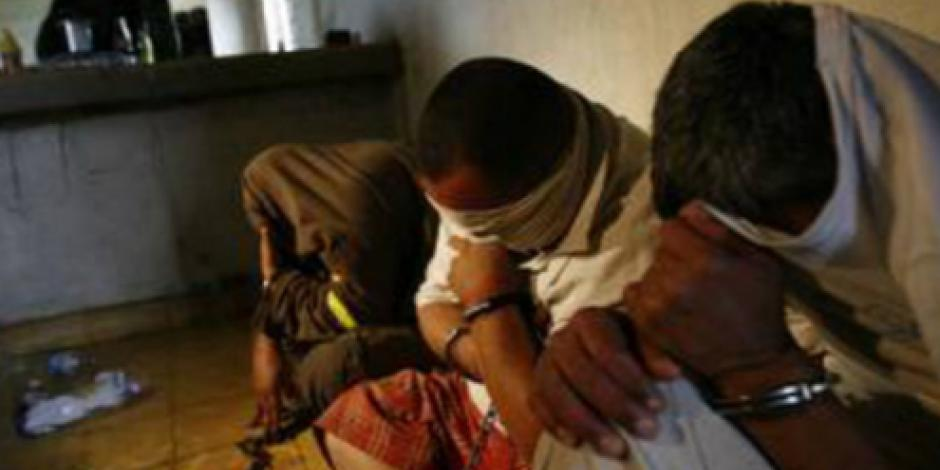 """Rescata Fiscalía de Guerrero a tres personas secuestradas por """"Los Tequileros"""""""