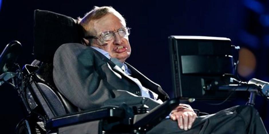Trump es un demagogo, afirma el científico Stephen Hawking