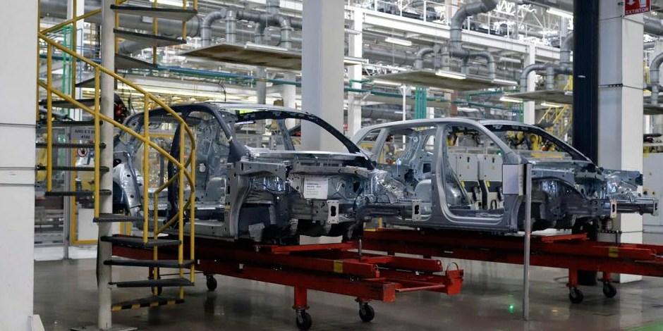 Exportaciones-México-Estados Unidos-COVID-19-autos-producción-