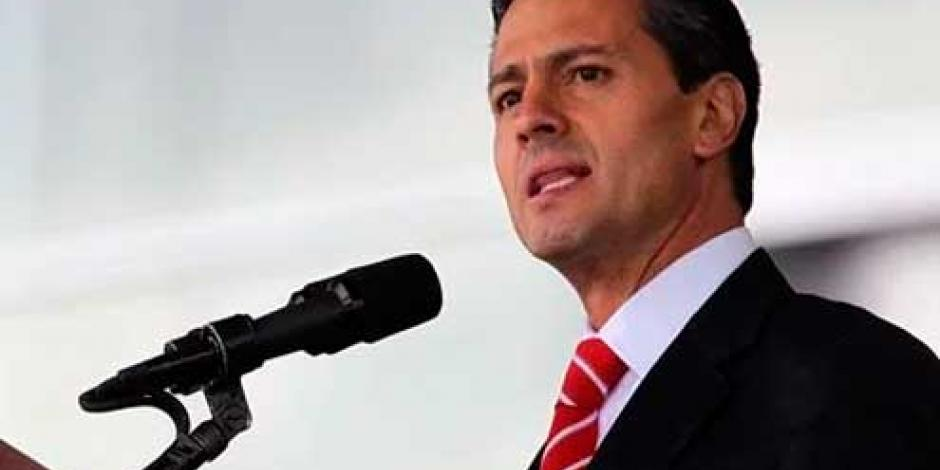 EPN confía que cambios se consoliden en los próximos 3 años
