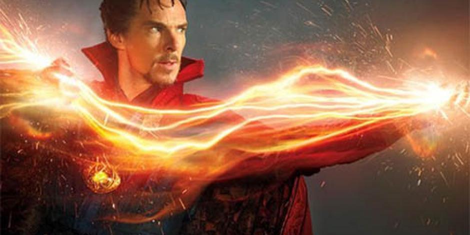 Dan a conocer las primeras imágenes de 'Doctor Strange'