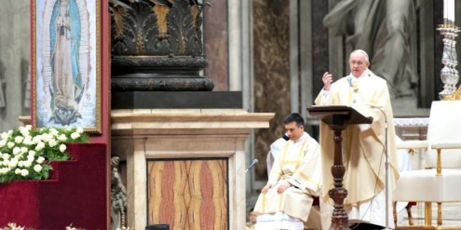 Estiman arribo de 2 millones de personas por visita del Papa a DF