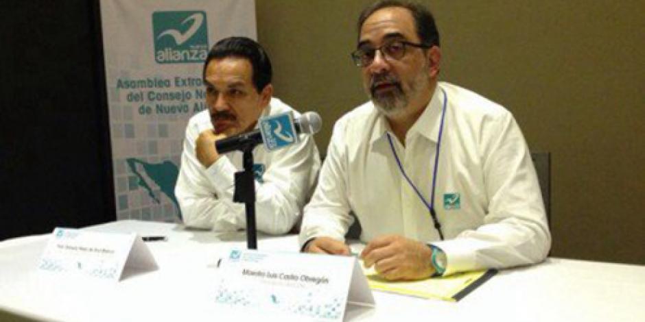 Panal define en enero alianzas para 2016