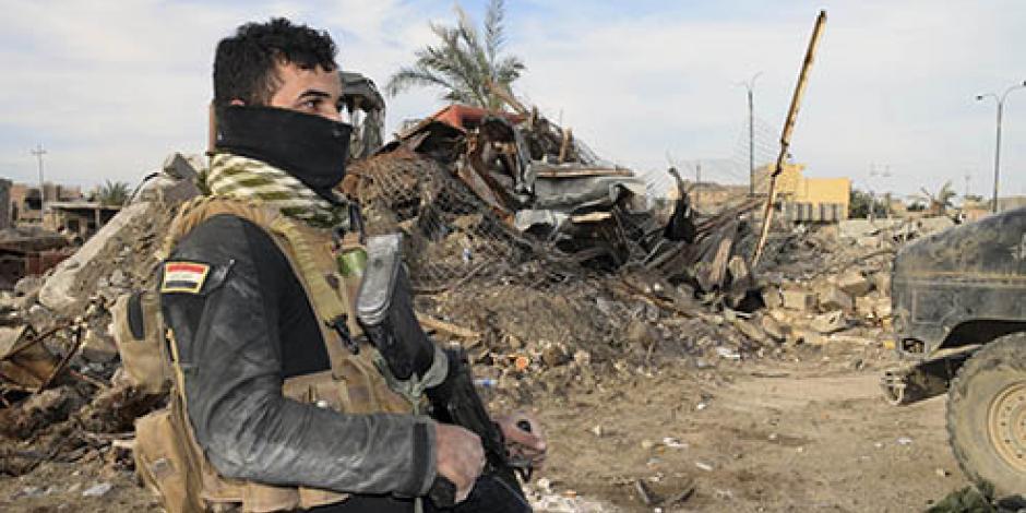 Ejército iraquí anuncia la liberación total de Ramadi del EI