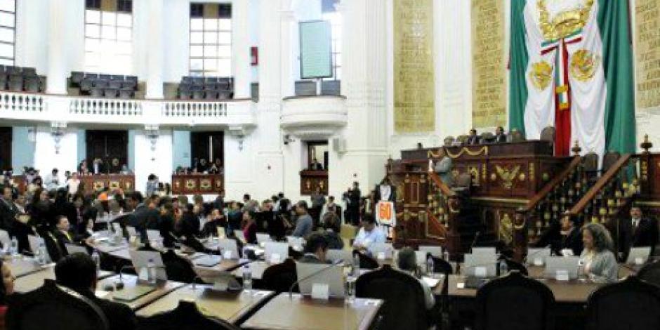 Preparan PRD leyes secundarias de Reforma Política en DF