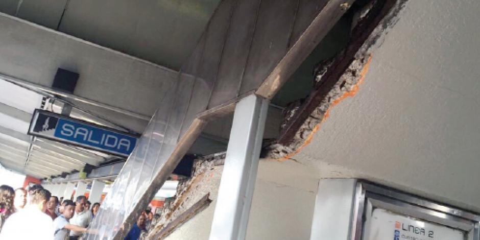 Quieren que el Edomex dé más fondos al Metro