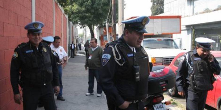 Detienen a sujeto que robó casa en la Condesa