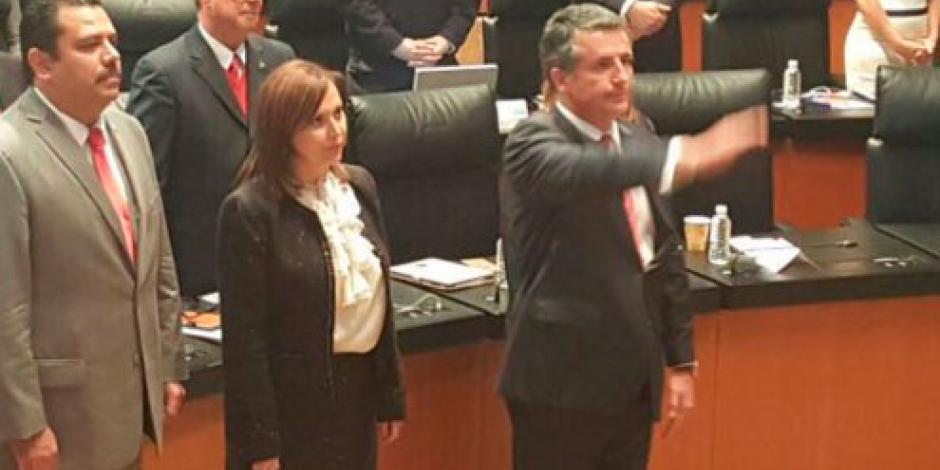 Designa EPN a Julio Alfonso Santaella como titular del INEGI