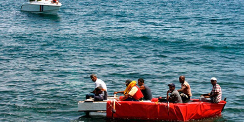 Acuerdan México y Centroamérica plan de traslado de migrantes cubanos