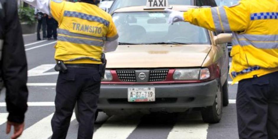 Detienen 2 sujetos con arma ilegal en operativo de tránsito de GAM