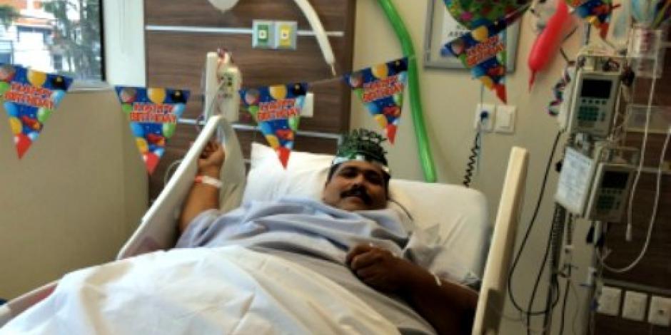 Muere Andrés, el hombre más obeso del mundo