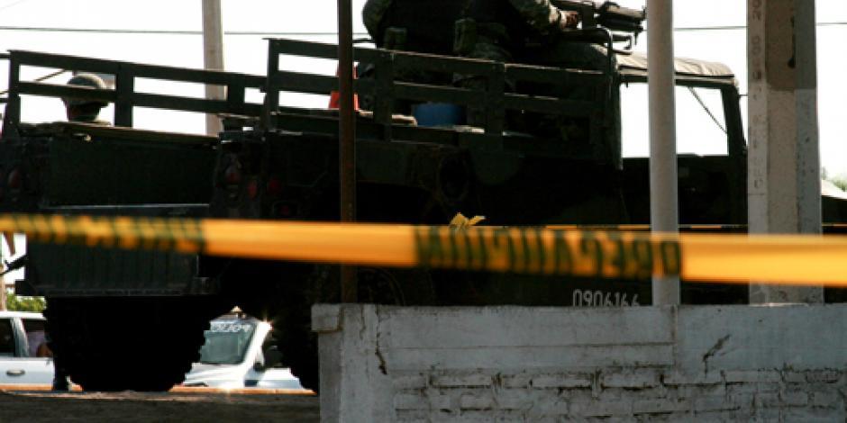 Mueren dos presuntos atacantes en ataque a militares en Sinaloa