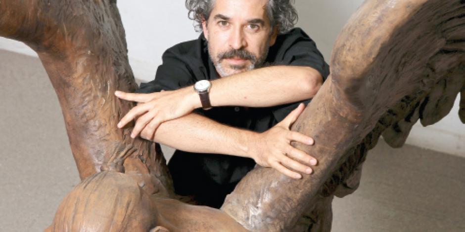 El escultor Jorge Marín  conquista espacios  del  mundo