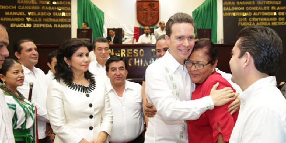 Eliminan tenencia vehicular en Chiapas