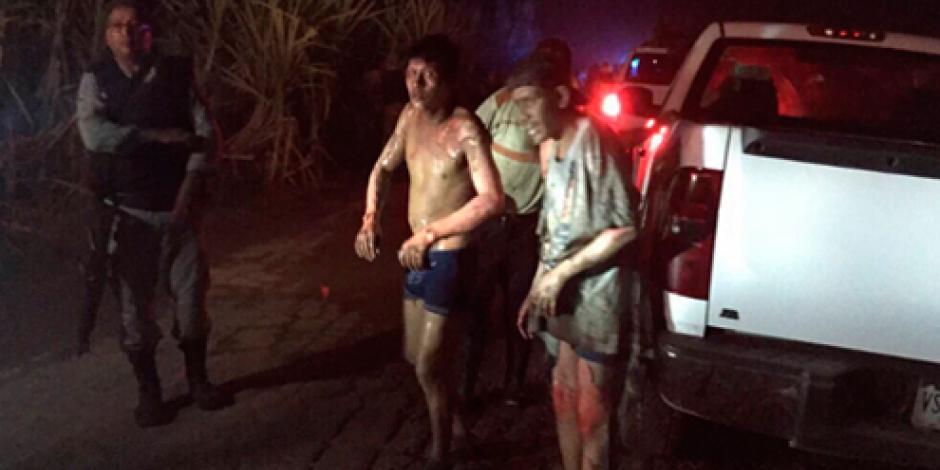 Suman cinco fallecidos por explosión en Tabasco
