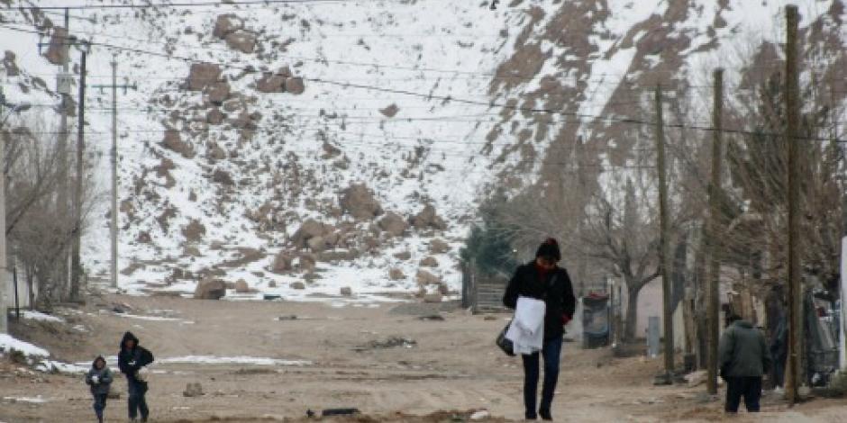 Nevada provoca emergencia en 15 municipios de Chihuahua