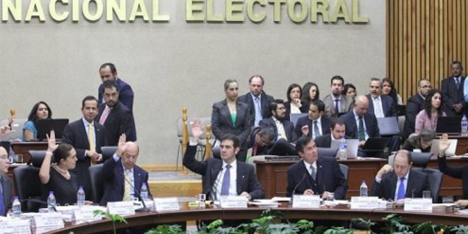 Ordena INE al Congreso de Colima retirar boletines