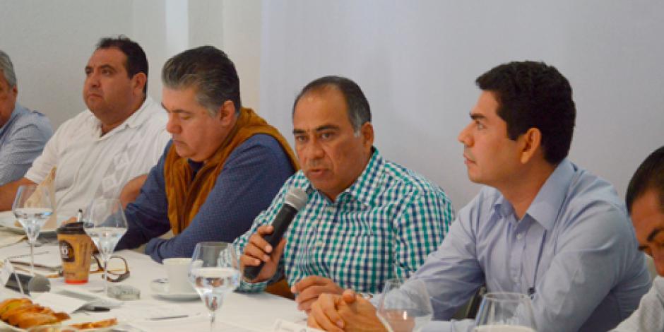 Gestiona Astudillo fiscalías especiales para Acapulco y Chilapa