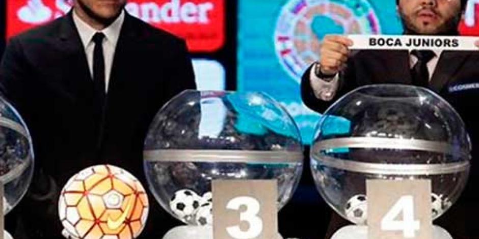 Listos, rivales de Pumas, Toluca y Puebla en Copa Libertadores