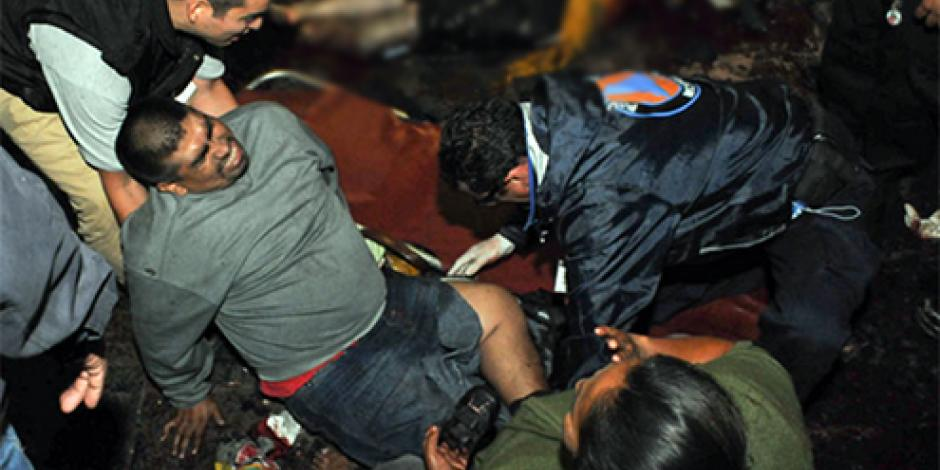Ofrece PGR recompensa para reaprehender a tres por granadazos en Morelia