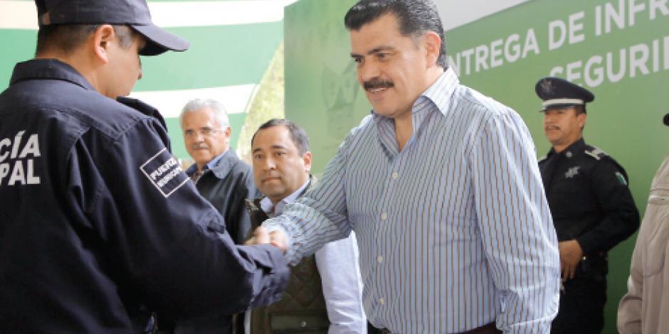 Reconocen seguridad en Hidalgo