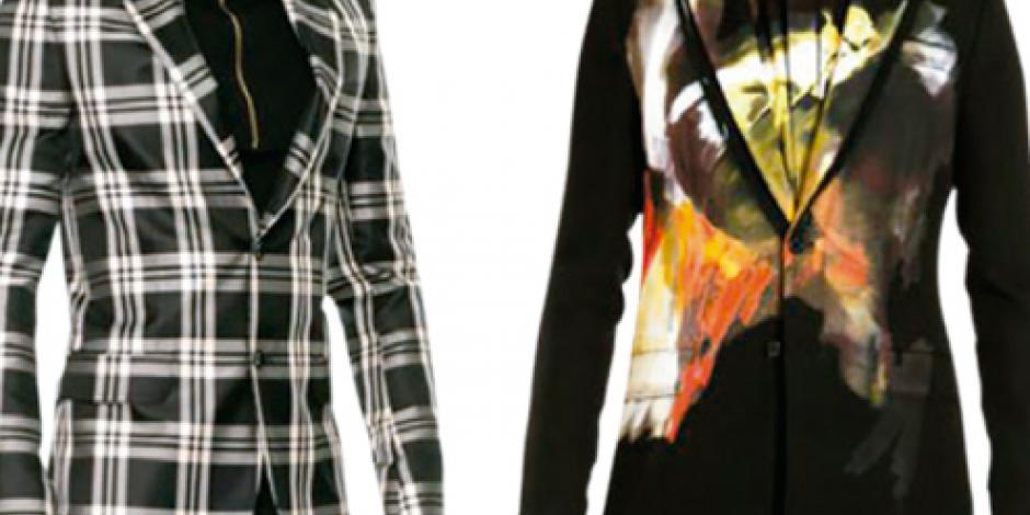 Vestidos en corte A y trajes Slim Fit para un look de impacto