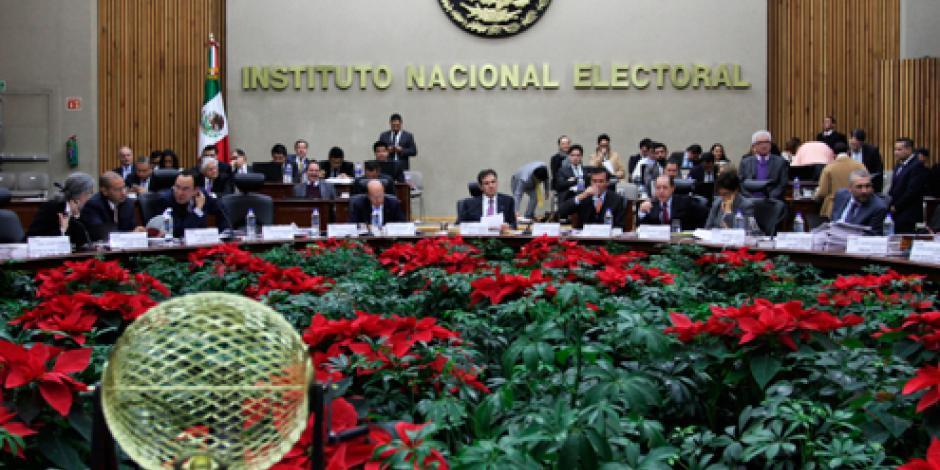 Reto del INE, homologar elecciones en 2016, señala consejero