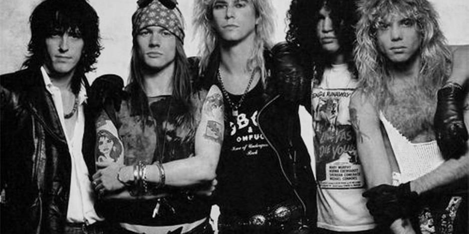 Guns N' Roses regresa en 2016