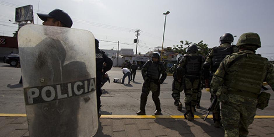 Realizan en Guadalajara operativos conjuntos contra delincuencia