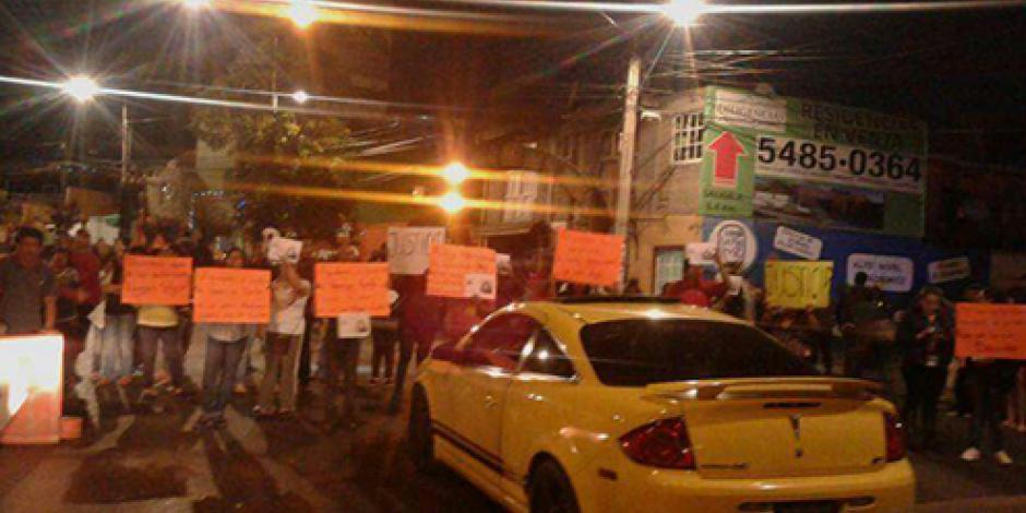 Vecinos de Tlalpan exigen atención tras desaparición de menor