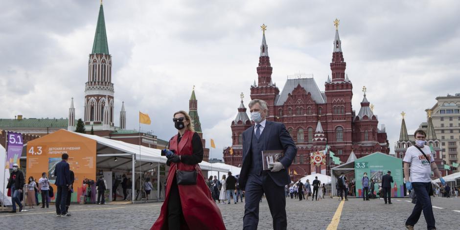 Rusia-Moscú-COVID-19