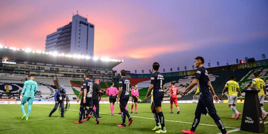 Repechaje vuelve a la Liga MX con nueva normalidad