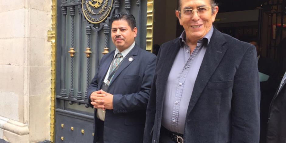 Fallece locutor Juan Ramón Sáenz