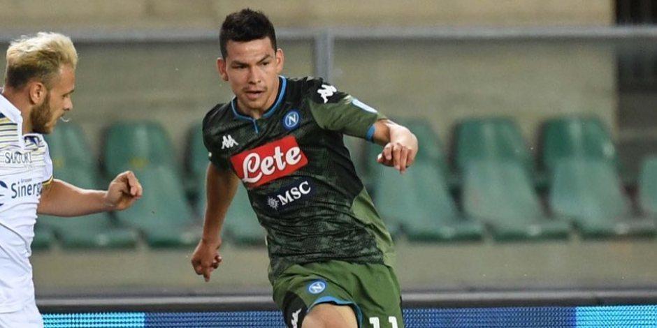 Luego de siete meses, _Chucky_ Lozano vuelve a anotar con el Napoli (VIDEO)